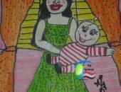 """اضحك مع  مشهد للفتايات المصريات بكاريكاتير """"جريدة صوت مصر نيوز"""""""