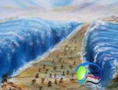 حقيقة المكان الذي غرق فيه فرعون وجنوده