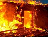 إصابة أسرة كاملة في حريق داخل شقة سكنية ببني سويف   صوت مصر نيوز