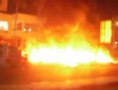 حريق هائل بالهرم يتسبب فى إنهاء حياة طفلة | صوت مصر نيوز