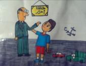 """معنى الديمقراطية فى مصر  ،بكاريكاتير """"جريدة صوت مصر نيوز"""""""