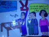 """حملة """"عشان نبنيها"""" …بكاريكاتير جريدة """"صوت مصر نيوز"""""""