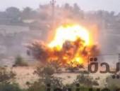 القضاء على 105 عناصر تكفيرية و تدمير 471 عبوة ناسفة بشمال سيناء