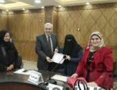 وكيل تعليم القليوبية يكرم الفائزين بمسابقة لمحات مصرية | صوت مصر نيوز