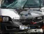 مصرع شخصين وإصابة آخرين فى حادث على طريق القناطر الخيرية | جريدة صوت مصر نيوز
