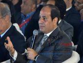 الرئيس السيسي لـ محمد علي : اه بنيت قصور رئاسية وهبني | صوت مصر نيوز