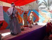 مياه الفيوم تختتم الحملة القومية لترشيد إستهلاك المياه بعروض فنية ومسرحية  | صوت مصر نيوز