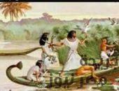 تعرف لماذا احتفل الفراعنة بشم النسيم منذ خمسة آلاف عام وما أسباب إختيارهم لتلك الأطعمة |صوت مصر نيوز