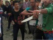 وقوع مشاجرة عنيفة بين عائلتين ببني سويف بسبب لهو الأطفال وإصابة العديد | صوت مصر نيوز