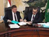 """شكر وتقدير من أسرة تحرير """"صوت مصر نيوز"""" لـ الدكتور جمال سامي و الدكتور عادل عبدالمنعم."""