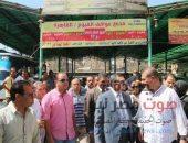 محافظ الفيوم يواصل جولاته المفاجئة على مواقف سيارات الأجرة | صوت مصر نيوز