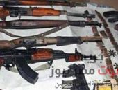 ضبط 113 قطعة سلاح نارى و 118 قضية مخدرات وتنفيذ 74338 حكم قضائى خلال 24 ساعة |صوت مصر نيوز