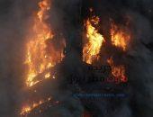 انقاذ 9 أطفال من الموت أثر نشوب حريق داخل شقة سكنية بالدقي | صوت مصر نيوز