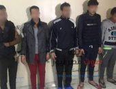 القبض على تشكيل عصابى أثناء التنقيب عن الآثار بالدقهلية | صوت مصر نيوز