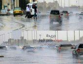 أمطار غزيرة بالفيوم .. والعظمى 26درجة|صوت مصر نيوز