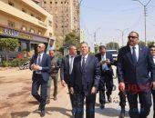 جولة ميدانية لمحافظ بني سويف ومدير الأمن لمتابعة أعمال رفع الإشغالات والتعديات بكورنيش النيل   صوت مصر نيوز