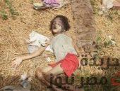 بالصور .. العثور علي جثة طفلة ملقاه في قطعة أرض بالمنصورية في ظروف غامضة | صوت مصر نيوز