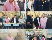 بني صالح تشارك بقوه في ثاني أيام الاستفتاء علي التعديلات الدستورية | صوت مصر نيوز