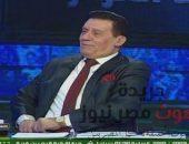 عاجل .. ايقاف مدحت شلبي عن التعليق بسبب هدف بيراميدز فى نادي الزمالك | صوت مصر نيوز