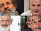 شاهد بالصور .. فنانين يخضعون لتحدي العمر بعد الخمسين | صوت مصر نيوز