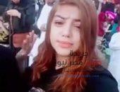 فيديو غريب لفتاه أثناء تٱدية صلاة العيد يثير غضب الجميع   صوت مصر نيوز