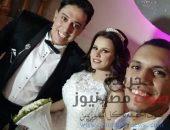 بالصور .. عقد قران وزفاف نجل شقيقة الإعلامية نور السبكى | صوت مصر نيوز