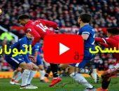 مشاهدة بث مباشر مباراة مانشستر يونايتد وتشيلسي في الدوري الإنجليزي الممتاز (شاهد المباراة من هنا)