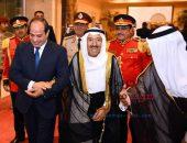 الرئيس السيسي يصل الي الكويت في زيارة رسمية | صوت مصر نيوز