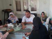 المتوطنة بالفيوم تستعد لتنفيذ حملة العلاج الجموعى للمواطنين للقضاء على البلهارسيا 20 أكتوبر الجاري   صوت مصر نيوز