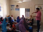 توقيع الكشف الطبى على 1207 مريض بقرية منشأة كمال – مركز الفيوم   صوت مصر نيوز