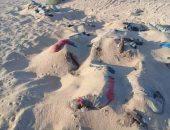 عاجل .. العثور على 20 جثة مصري بصحراء ليبيا (صور) | صوت مصر نيوز