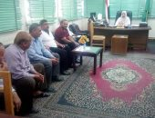 وكيل وزارة الصحة بالفيوم تطالب بسرعة تطبيق الحد الأدنى وحصر العمالة المؤقتة | صوت مصر نيوز