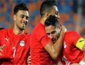 منتخب مصر الأولمبي يواجه جنوب افريقيا | صوت مصر نيوز