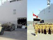 مصر واليونان وقبرص ينفذون التدريب البحرى الجوى المشترك ( ميدوزا – 9 )   صوت مصر نيوز