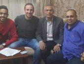 عاجل.. الأهلي يعلن التعاقد رسمياً مع كهربا لمدة 4 سنوات ونصف   صوت مصر نيوز