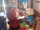 ضبط أغذيه منتهيه الصلاحيه وتحرير محضر في أحد الكافتريات ببني سويف   صوت مصر نيوز