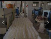 مديريه الصحه بالفيوم تضبط مصنع مستلزمات طبية يستخدم مواد مجهولة   صوت مصر نيوز