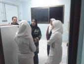 وكيل صحة الفيوم تفاجئ مستشفى ابشواى بالزيارة ليلاً   صوت مصر نيوز