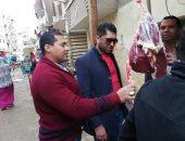 الرقابة التجارية تشن سلسله حملات مكبره على الجزارين لتأكد من سلامه اللحوم المعروضة للبيع | صوت مصر نيوز