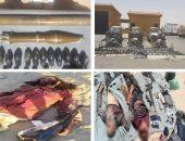مقتل 16 عنصر تكفيري وتدمير 2 عربات دفع رباعي وتدمير مخزن عبوات ناسفه بشمال سيناء   صوت مصر نيوز