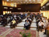 محافظ الفيوم يتابع ملف التصالح في مخالفات المباني ويوجه بتيسير الإجراءات   صوت مصر نيوز