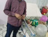 """محافظ الفيوم يوجه بتوفير الرعاية للطفل """"حمزة"""" ويكلف التضامن بتوفير مكان آمن له   صوت مصر نيوز"""