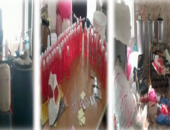 ضبط 4 أطنان مطهرات مغشوشه بالجيزة | صوت مصر نيوز