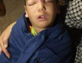 العثور على طفل مجهول الهويه وعليه آثار تعذيب بالفيوم | صوت مصر نيوز