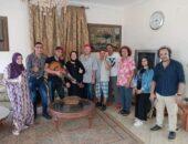 استكمالا لنجاح فرقة ليالي مصرية | صوت مصر نيوز
