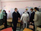 محافظ كفر الشيخ و رئيس هيئة الأبنية التعليمية يفتتحان مدرستين |صوت مصر نيوز