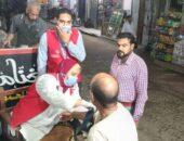 استمرار مبادرة الرئيس السيسي للأمراض المزمنة والاكتشاف المبكر بكفرالشيخ|صوت مصر نيوز