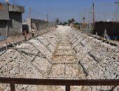 تبطين 44 كم من الترع والمجاري المائية بالفيوم بتكلفة 107 مليون جنيه|صوت مصر نيوز