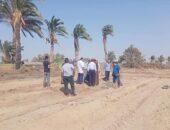 استرداد 120 فدان أملاك دولة ووقف الاستيلاء عليها بمركز إطسا بالفيوم  صوت مصر نيوز
