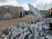 إزالة 10 حالات تعدِ على الأرض الزراعية بمراكز سنورس وطامية وإطسا |صوت مصر نيوز